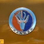 Logo Ranger, dem Rekord ziemlich ähnlich wurden im Auftrag von GM in der Schweiz zusammengebaut