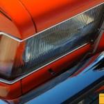 Opel Rekord D, Scheinwerfer