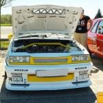 Opel Manta mit Racing-Kit