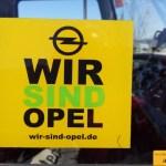 Opel Aufkleber