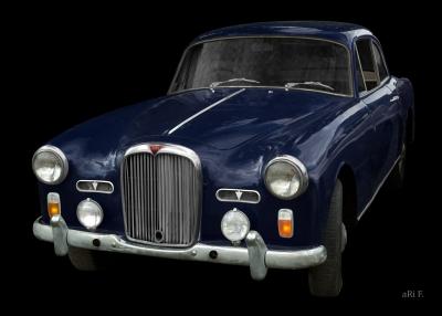 Alvis TD21 Serie 1 (1959-1962) Originalfarbe