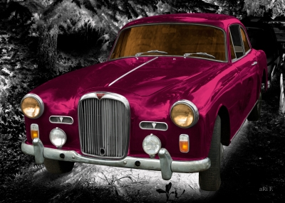 Alvis TD21 Ersatzteile kaufen for sale in black & lila