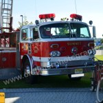 A 1979 American LaFrance 1000 Century Series Pumper