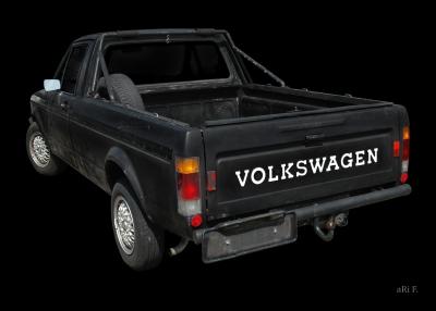 VW Golf 1 Caddy Typ 14D (Orignalfarbe)