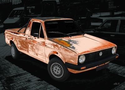 VW Golf 1 Caddy gebraucht kaufen