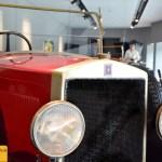 Bianchi S4, Frontansicht