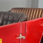 Bianchi S4, ein Dach musste damals wie üblich extra bestellt und angefertigt werden!