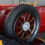Bianchi S4, Ersatzrad