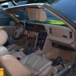 Chrysler Le Baron GTC Interieur, Baujahr 1989