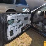 Chrysler Le Baron GTC Seitentüren ohne Verkleidung, Baujahr 1990