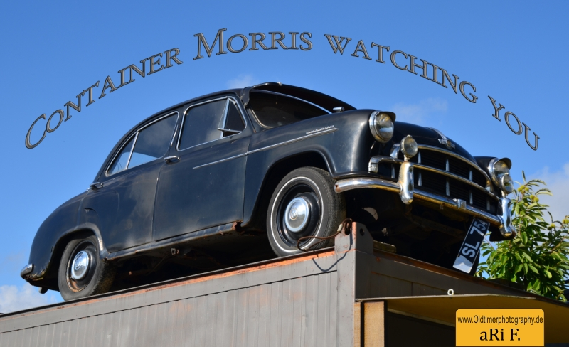 Morris Oxford is your kind of car
