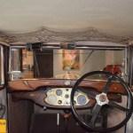 OM 665 N 5, Interieur mit Fahreransicht