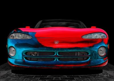 Chrysler Viper GTS-R by aRi F.