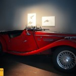 MG Midget TF im MAC Museum Singen