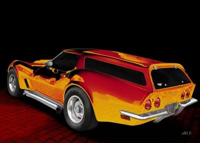 Eckler Corvette C3 kaufen for sale