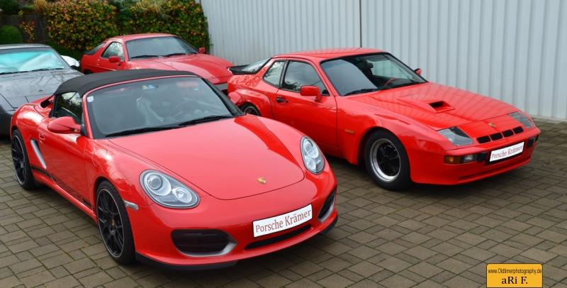 Porsche Krämer in Vogt