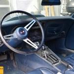 Eckler Corvette C3, Interieur