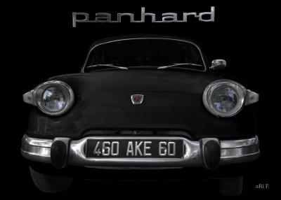 Panhard PL 17 französischer Oldtimer 60er Jahre