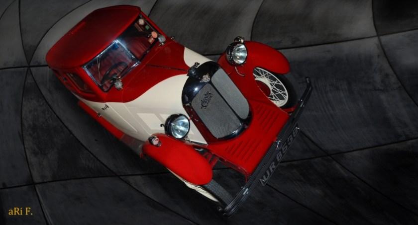 Austin Swallow Sport Saloon MK II von 1931