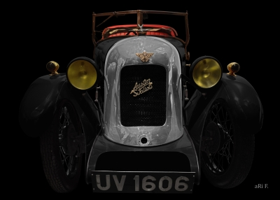 Austin Swallow Open Two Seater Tourer technische Daten