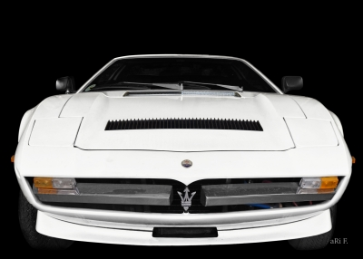 Maserati Merak SS for sale