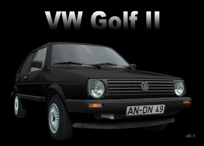 VW Golf 2 (Typ 19E/1G1)