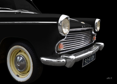 Morris Oxford Series V (1959-1961) Poster