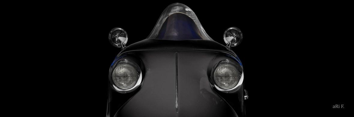 Messerschmitt KR 200 Super Rekordfahrzeug