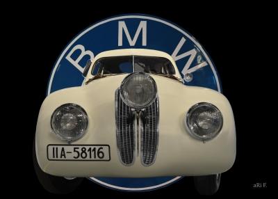 BMW 328 Touring Coupé Poster kaufen