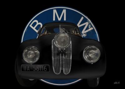 BMW 328 Touring Coupé Mille Miglia