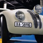 BMW 328 Touring Coupé - Frontansicht