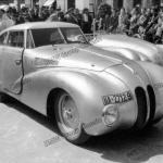 BMW 328 Mille Miglia Kamm Rennlimousine beim I. Gran Premio Brescia delle Mille Miglia (28.04.1940)