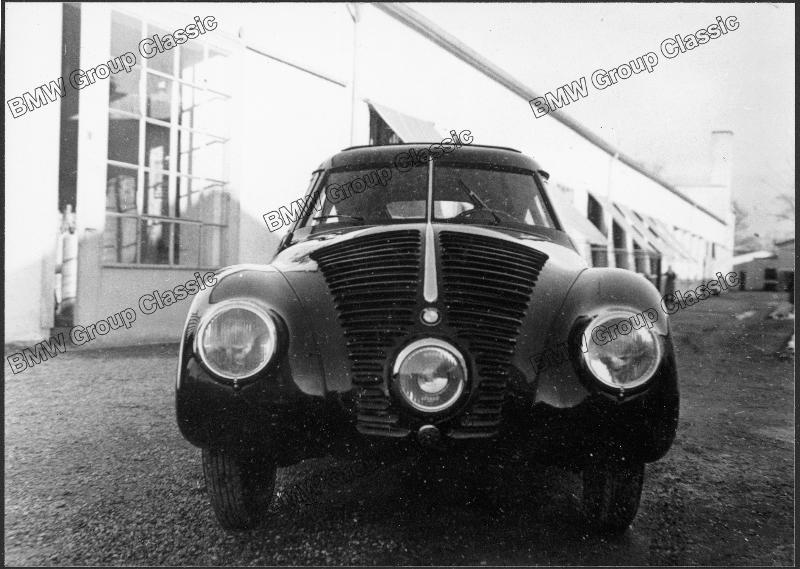 BMW 328 Wendler Stromlinien-Coupé