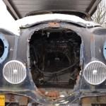 Jaguar Mark 2 3.8 Litre Frontansicht
