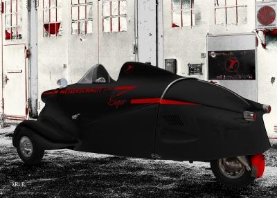 Messerschmitt KR 200 Super technische Daten