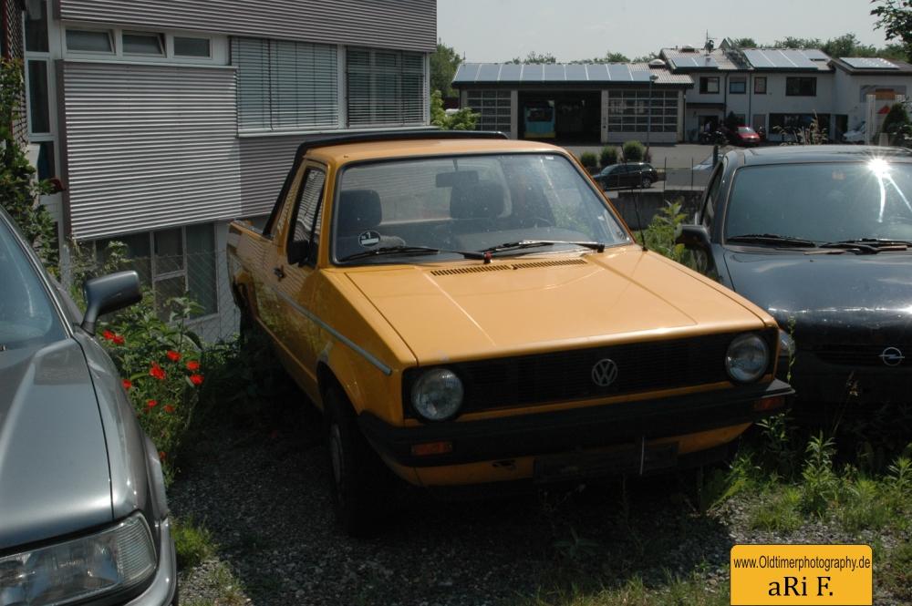 VW Caddy 1