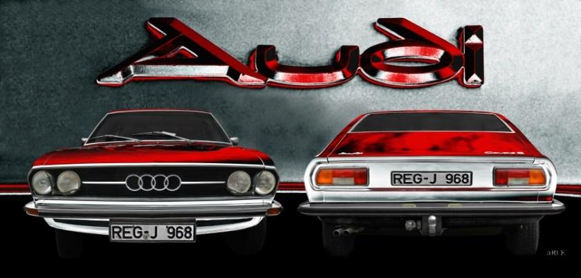 Audi 100 Coupe S kaufen reparieren restaurieren