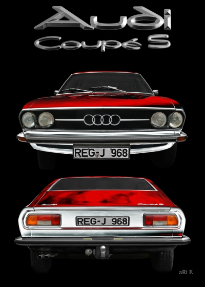 Audi 100 Coupe S for sale Classic Car