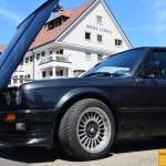 BMW 3er E30 von 1986 mit 330000 km