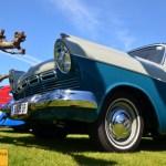 Ford 17 M P2 Barocktaunus beim Oldtimertreffen Langenargen