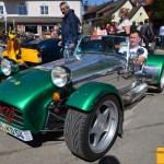 Lotus Seven gebaut 1957–1972