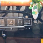Peugeot 201 B Instrumententafel
