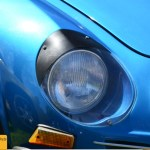 Renault Alpine A110 Frontdetail