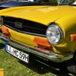 Triumph TR6 gebaut von 1968–1976