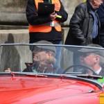 Austin Healey 100 BN1 L mit Andreas Bickel und Bernhard Sonderer
