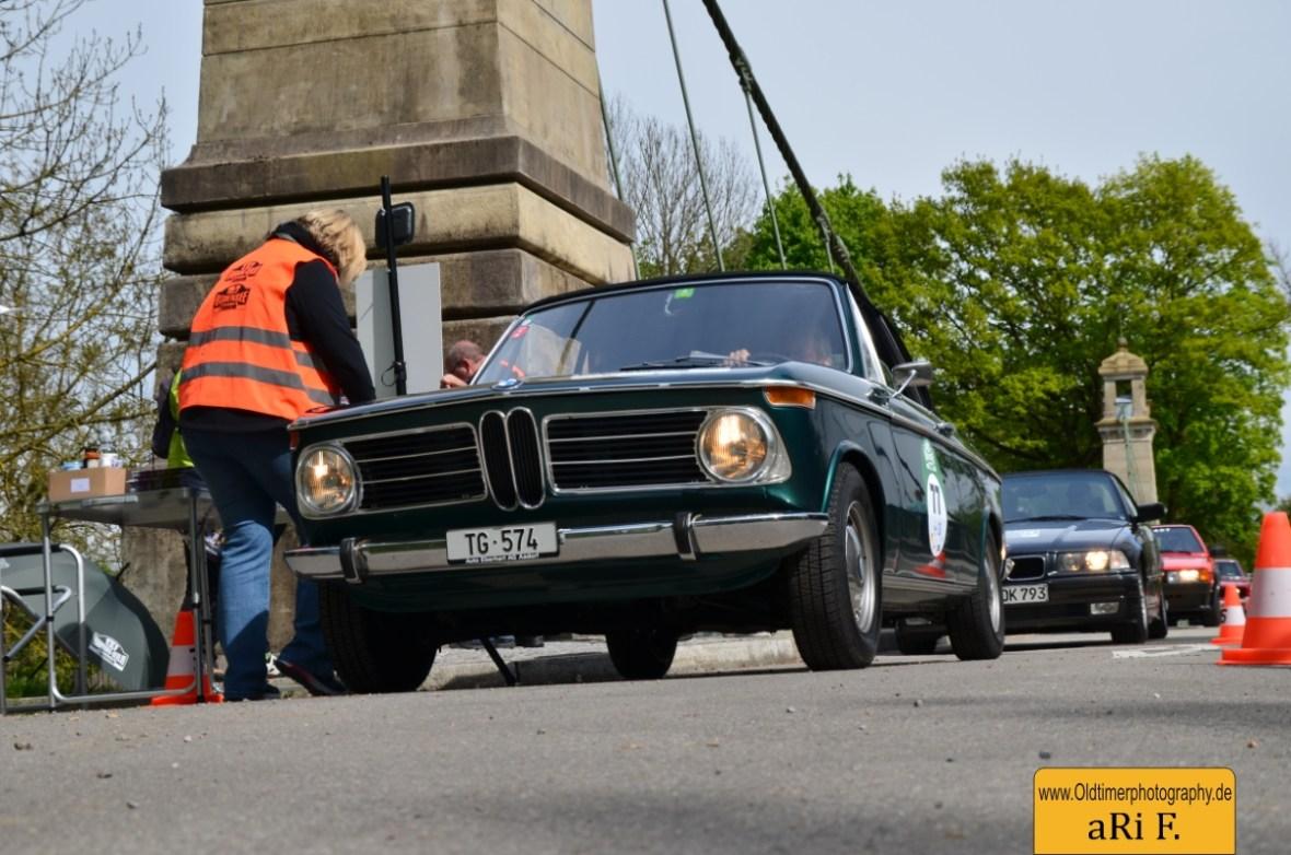 BMW 1600 Cabriolet Team Eberhart Classic AG