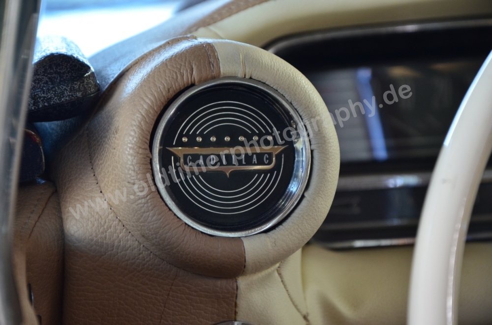 Cadillac sixty special interieur detail 1959 1960 for Interieur 1960