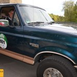 Ford Bronco 241 PS Baujahr 1995 Team Ford Classic Cars Bernhard Weinbacher Hartwig Petersen