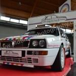 Lancia Delta Integrale auf der Klassikwelt Bodensee 2017