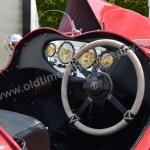 MG VA Tourer Dashboard